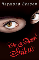 The Black Stiletto by Raymond Benson