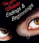 "THE BLACK STILETTO: ENDINGS & BEGINNINGS ""HONORABLE MENTION"" AT CWA"