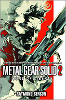 Metal Gear Solid 2 by Raymond Benson