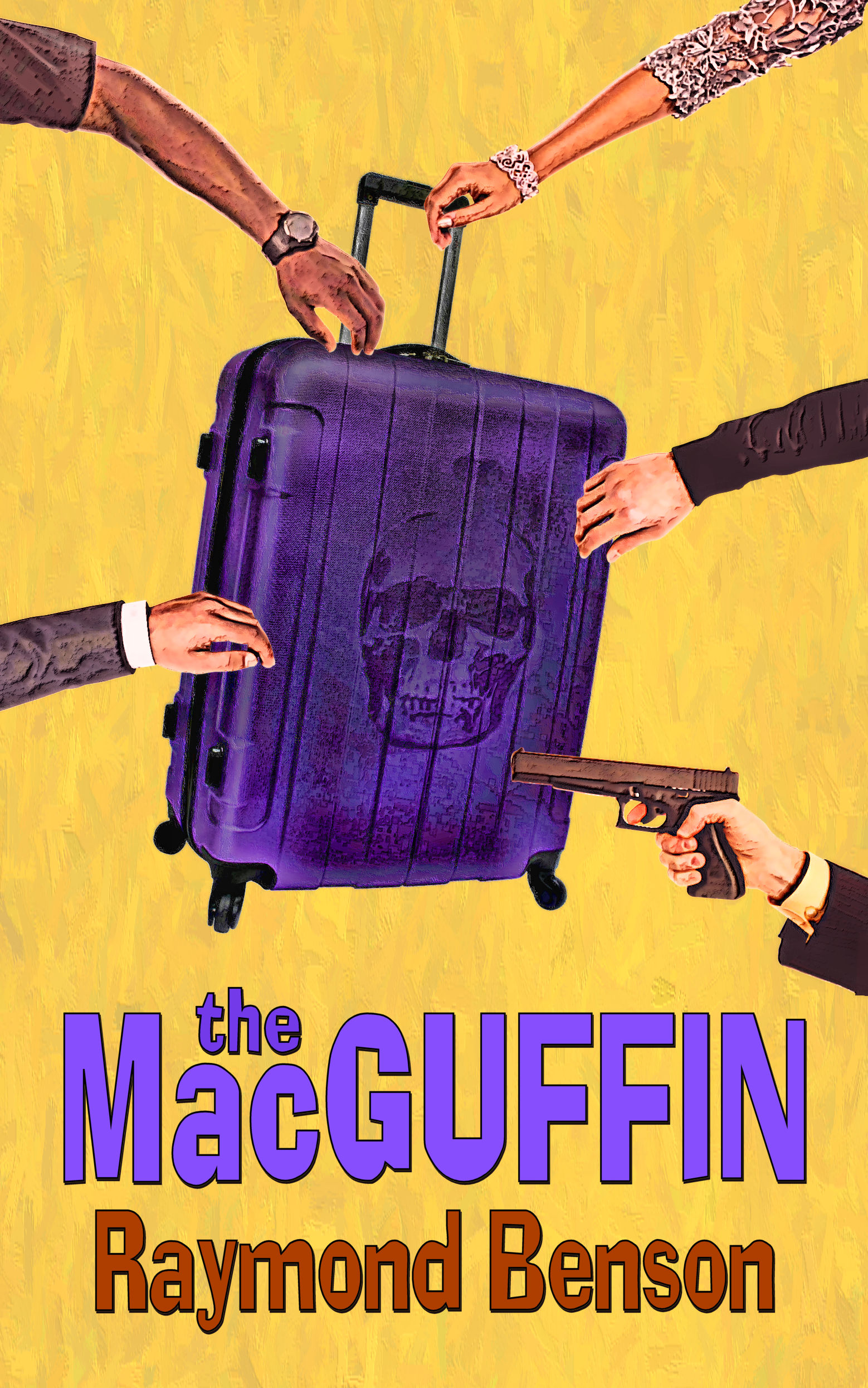 The MacGuffin by Raymond Benson