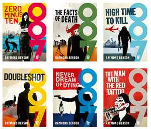 James Bond Ebooks