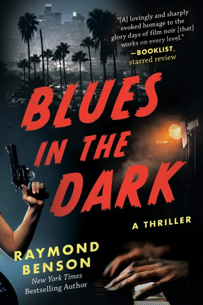 Blues in the Dark Cover